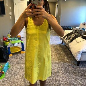 Yellow Theory Dress